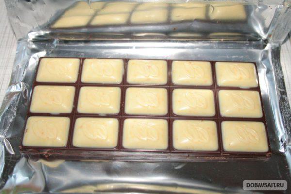 Как выглядит шоколад внутри